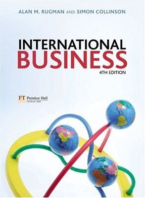 International Business by Collinson, Simon Paperback Book The Cheap Fast Free