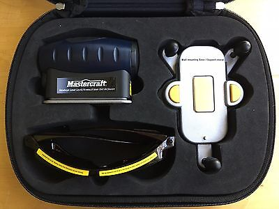 Mastercraft Hawkeye Laser Level