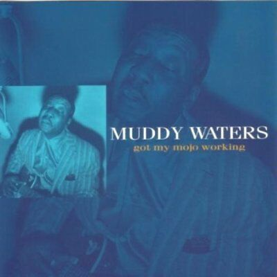 MUDDY WATERS - Got My Mojo Working [Blues/Chicago Blues] CD