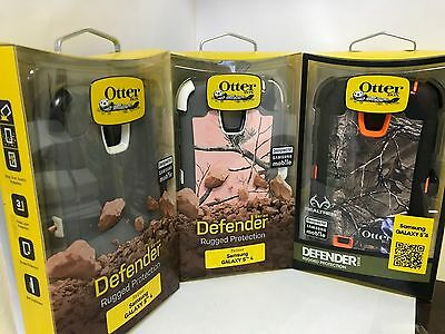New Otterbox Defender Series case & Holster clip for Samsung Galaxy S4