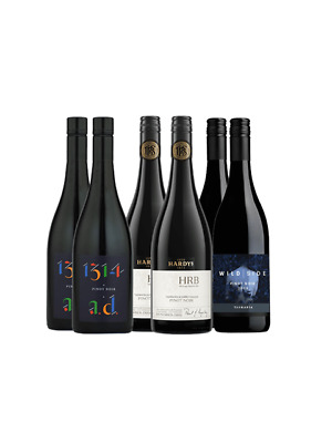 The Premium Pinot VI 2.0-6 Packs