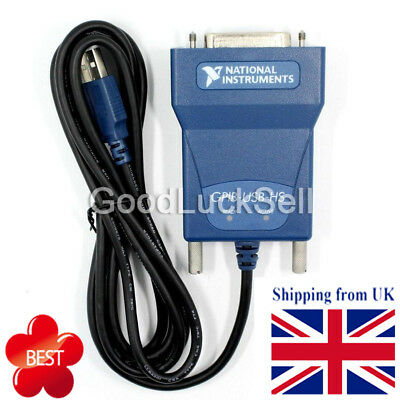 National Instrumens NI GPIB-USB-HS Interface Adapter controller IEEE 488 New UK