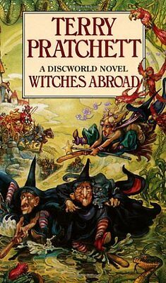 Witches Abroad: A Discworld Novel By Terry Pratchett
