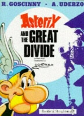 Asterix Great Divide BK 26 (Classic Asterix paper... by Goscinny, Ren� Paperback