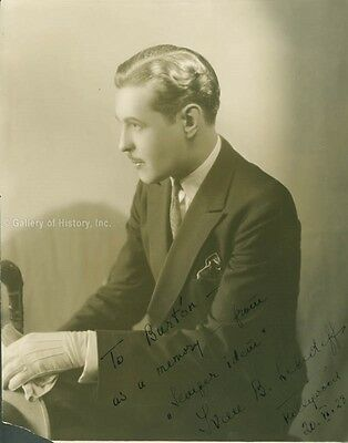 Ivan Lebedeff - Inscribed Photograph Signed 11/20/1928