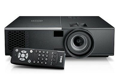 DELL 4350 Projector FHD 1920 x 1080 1080p HDMI Network 4000 ANSI Lumens 100Hrs