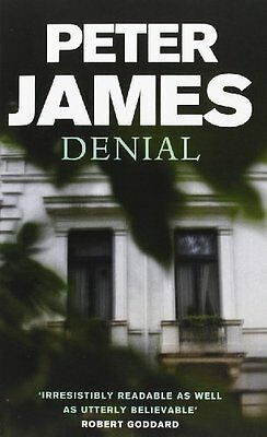 Denial By  Peter James. 9780752826882