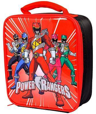 Power Rangers Insulated Lunch Bag/Box | Lunchbox