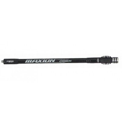 """CARTEL MAXION CARBON SHORT ROD STABILIZERS 17mm DAMPER/WEIGHT 10"""" 12"""" COLOUR"""