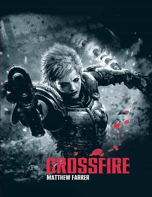 Warhammer 40K Legends Collection Issue 6 CROSSFIRE - Hardcover NEW