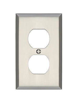 Maykke Graham Single Duplex Socket Plate