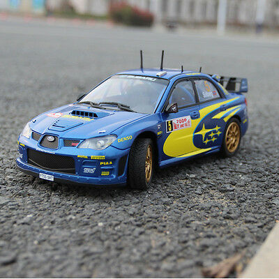 silverlit Subaru impreza Digital   R/C CAR WRX WRC 2006 1:16 toy model 2WD  CAR