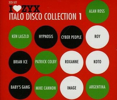 Various Artists - ZYX Italo Disco Collection 1 / Various [New CD]