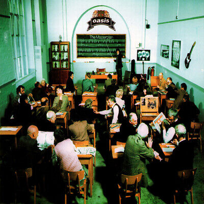 Oasis : The Masterplan CD (2000) Value Guaranteed from eBay's biggest seller!