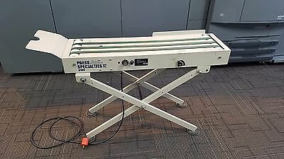 3 foot CONVEYOR with adjustable height with legs