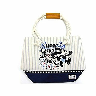 Oswald The Lucky Rabbit Tote Bag [Tokyo Disney Sea Limited]
