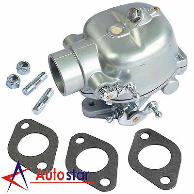 Heavy Duty 8N9510C-HD Marvel Schebler Carburetor For Ford Tractor 9N 8N 2N