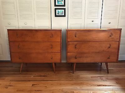 Paul McCobb Planner Group mid century modern dresser /chest of drawers