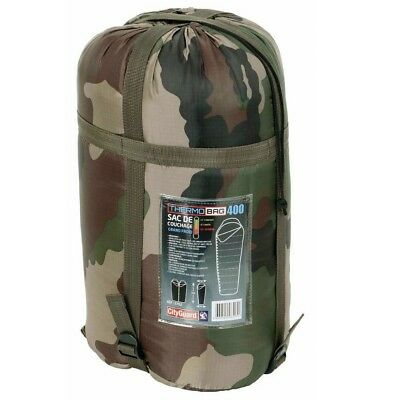 Sac De Couchage Thermobag 400 Grand Froid Outdoor Militaire Paintball