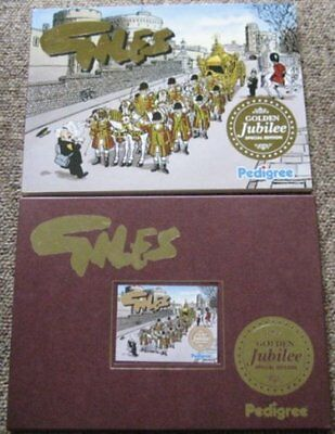 """Giles"" Golden Jubilee: Special Edition in Slip-case By Giles"""