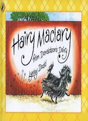 Hairy Maclary from Donaldson's Dairy By  Lynley Dodd, David Tennant