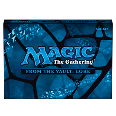 Magic: The Gathering From The Vault: Lore