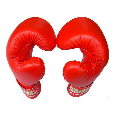 1 PC High Quality Durable Boxing Gloves Training Fists Cartoon Sparring Child