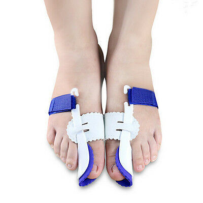 New Splint Brace Big Toe Pain Relief Hallux valgus Bunion Foot Care Straightener