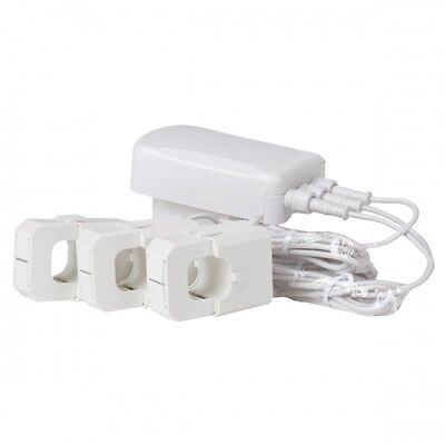 Aeotec Z-Wave Home Energy Monitor 2nd Edition 200A Triple Pack (3 x Single Phase