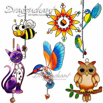 Hanging Wind Chime Windchimes Birthday Summer Garden Gift