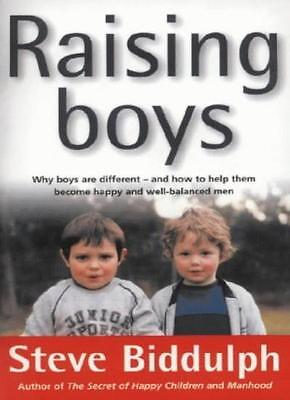 Raising Boys: Why Boys are Different - and How to Help Them Bec .9780722536865