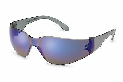 10 Gateway Starlite Safety Glasses - Blue Mirror 469M