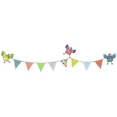 Harriet Bee Cecelia Pennant Garland Wall Sticker/Decal