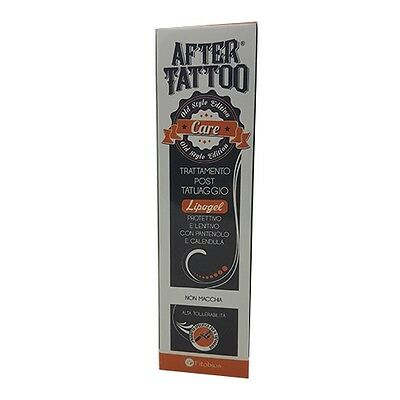 Fitobios After Tattoo Care Lipogel Trattamento Post Tatuaggio 50 ml