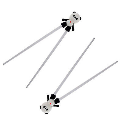Chopstick 1 Pair Panda Easy Use Children Chopstick Training Chopstick Silicone