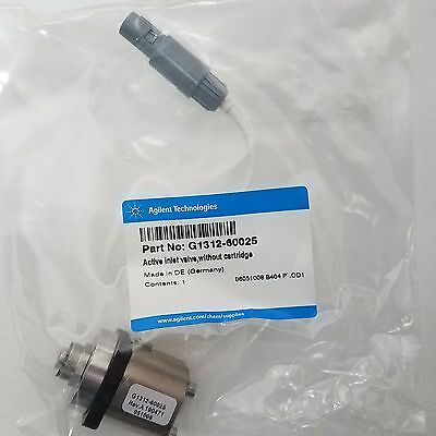 New Agilent G1312-60025, Active inlet valve, without cartridge for HPLC