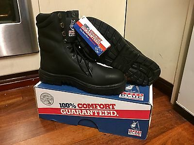 322104 Steel Blue Size 11 Boot 170mm NWT