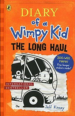 The Long Haul (Diary of a Wimpy Kid book 9) By Jeff Kinney. 9780141354224
