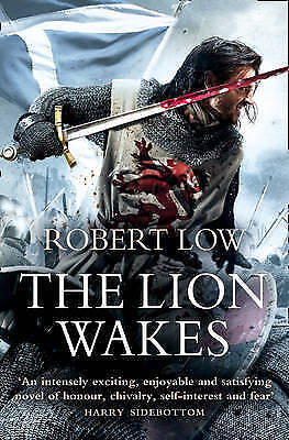 The Lion Wakes by Robert Low (Paperback) New Book