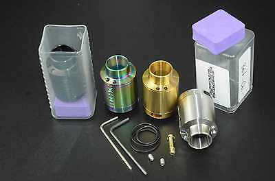 Kennedy V5 RDA Vaporizer Top Airflow Tank 24mm Clone Replacement