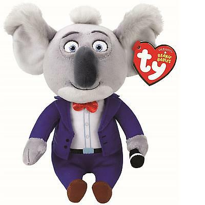 Ty Beanie Babies 41229 Buster Moon the Koala Sing