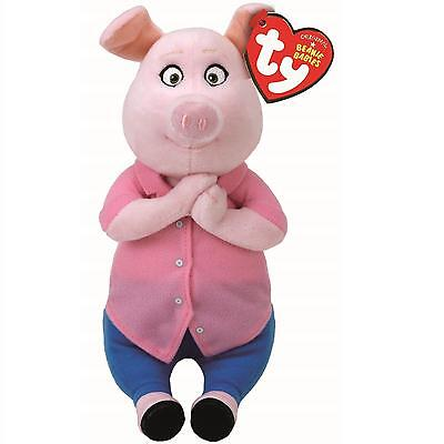 Ty Beanie Babies 41232 Rosita the Pig Sing