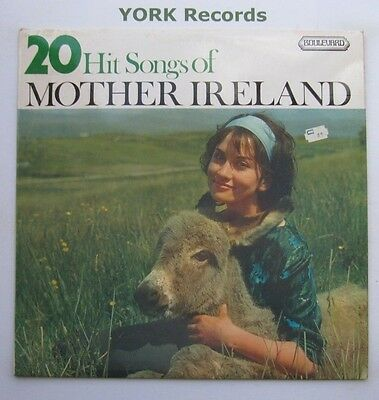 20 HIT SONGS OF MOTHER IRELAND - Excellent Condition LP Record Boulevard 4008