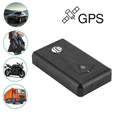 Portable Gps Gsm Car Tracking Real Time Device Magnet Vehicle Tracker Kind