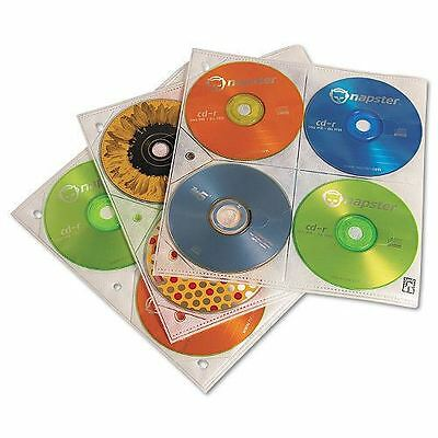 Case Logic Loose-Leaf CD Storage Sleeves - 25 Pack *** NEW ***