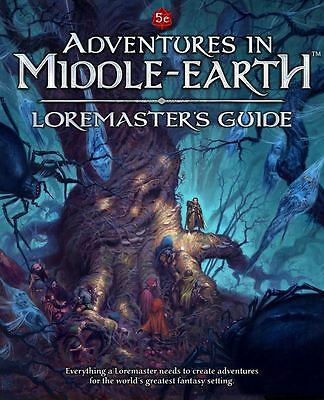 Adventures In Middle Earth Loremasters Guide - Book