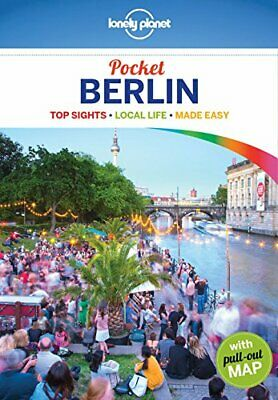 Lonely Planet Pocket Berlin (Travel Guide) by Schulte-Peevers, Andrea Book The