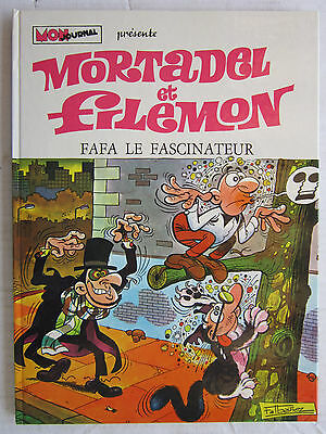 MORTADEL ET FILEMON TOME 6 :Fafa le fascinateur  §  EO  §  TTBE