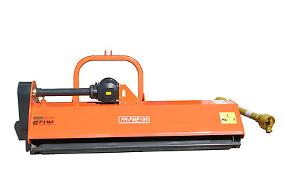 "78"" Cut - Rough Duty Flail Mower HD, 3 point FME195"