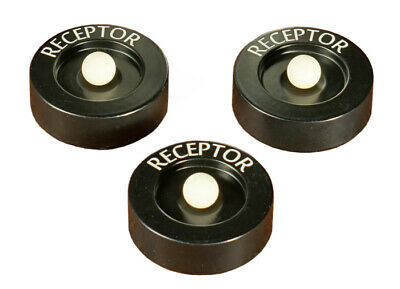 Isolation Feet Avatar Audio Receptor Number FOUR. Ball feet: most effective damp